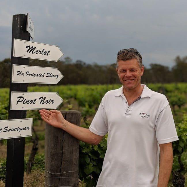 Roy Fraser-Watson diVine tours