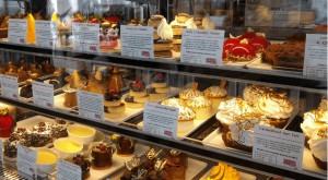 Sabor dessert bar display
